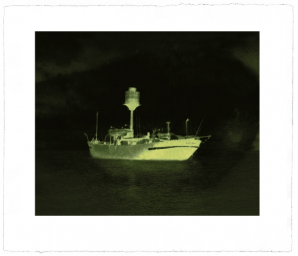Ghost Ship (ii), 2011